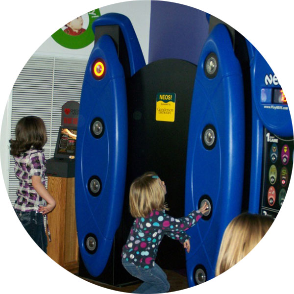 Children's Museum of La Crosse NEOS Exhibit