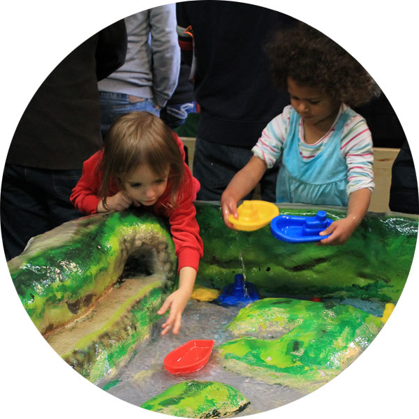 Children's Museum of La Crosse Weekly & Monthly Programs