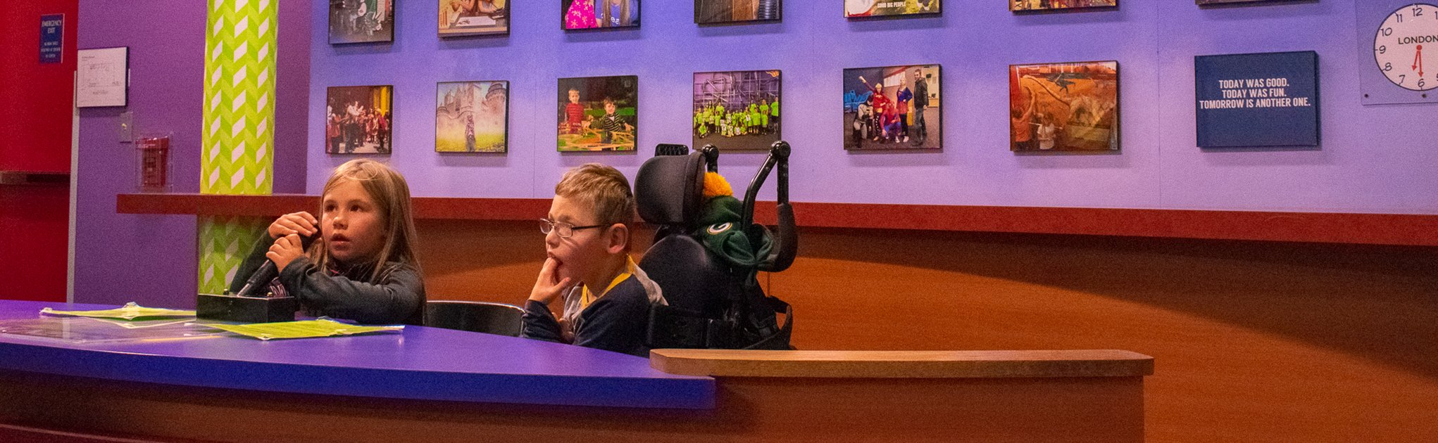 special needs | groups | accomodation | autism | Children's Museum of La Crosse | funmuseum.org