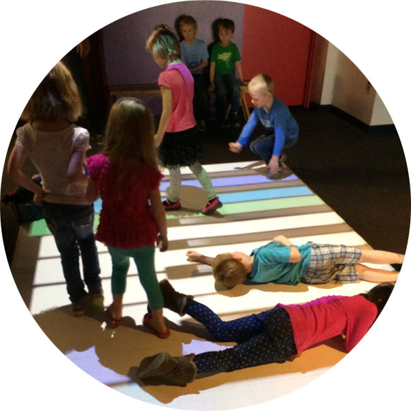 Children's Museum of La Crosse EyePlay Exhibit