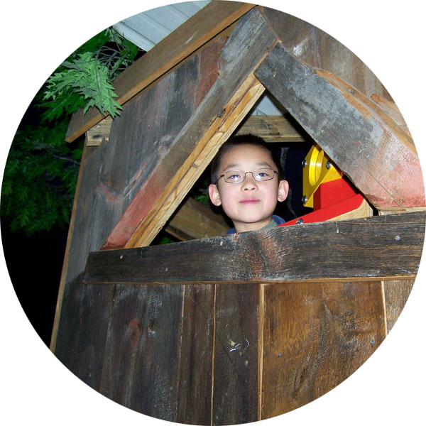 Children's Museum of La Crosse Treehouse Exhibit